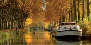 Photo Activités Location de vacances Gîtes dans les Corbières Le Roc sur l'Orbieu croisière sur le canal du midi