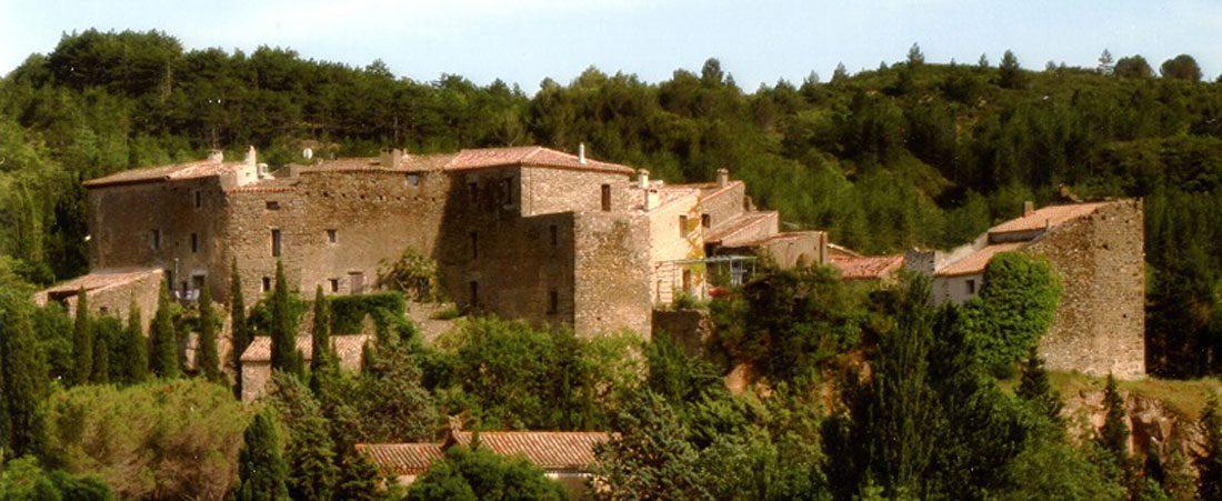 chambres d'hôtes près de Carcassonne Le Roc sur l'Orbieu