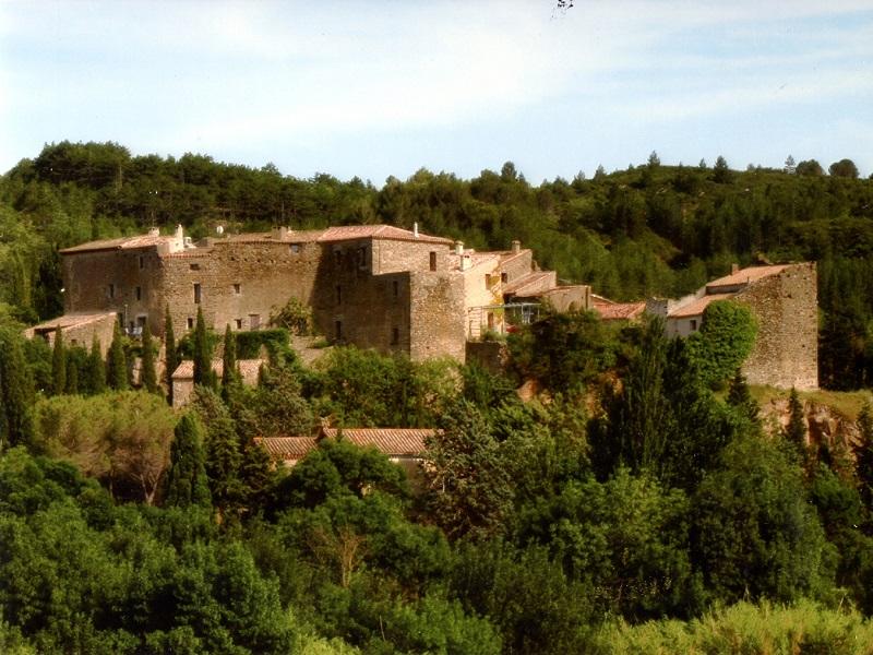 le château-location vacances-le roc sur l'orbieu-entre Carcassonne et Narbonne -