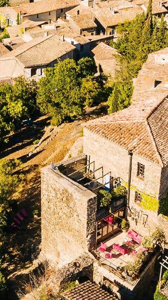 gîte le four à pain au Roc sur l'Orbieu gîtes entre Carcassonne et Narbonne