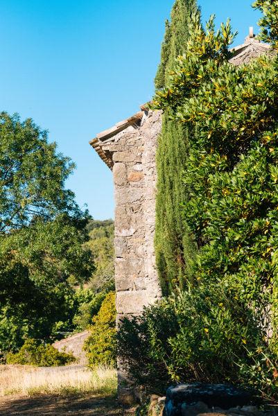 la chapelle du château au Roc sur l'Orbieu gîtes entre Carcassonne et Narbonne