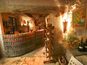 Cave Château Villemagne Lagrasse entre Narbonne et Carcassonne